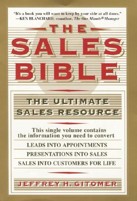Image for The Sales Bible The Ultimate Sales Resource