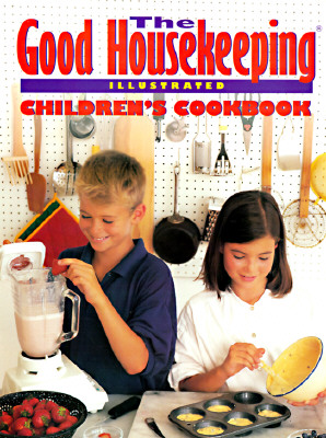 Image for Good Housekeeping Illustrated Children's Cookbook