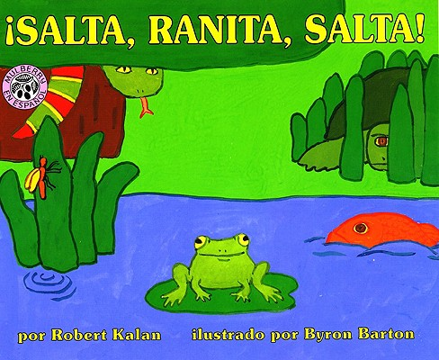 Image for Salta, Ranita, Salta! (Spanish Edition)