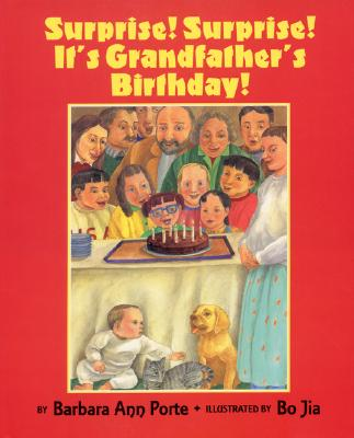 Image for Surprise! Surprise! It's Grandfather's Birthday!