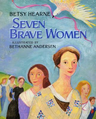 Image for Seven Brave Women