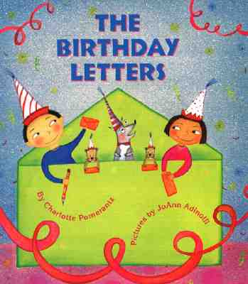 Image for The Birthday Letters