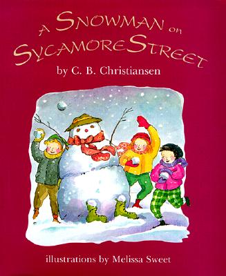 Image for A Snowman on Sycamore Street