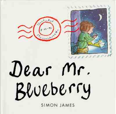 Image for Dear Mr. Blueberry