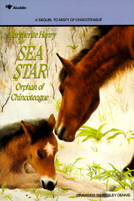 Stormy, Misty's Foal/ Sea Star, Orphan Of Chincoteague Two Separate Books