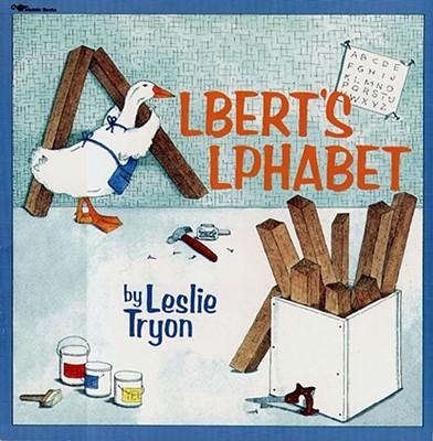 Image for Albert's Alphabet