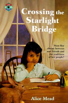 Image for Crossing the Starlight Bridge (Aladdin Fiction)