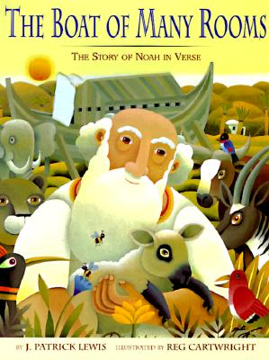 Image for The Boat of Many Rooms: The Story of Noah in Verse