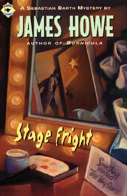 Image for Stage Fright (Sebastian Barth Mystery)