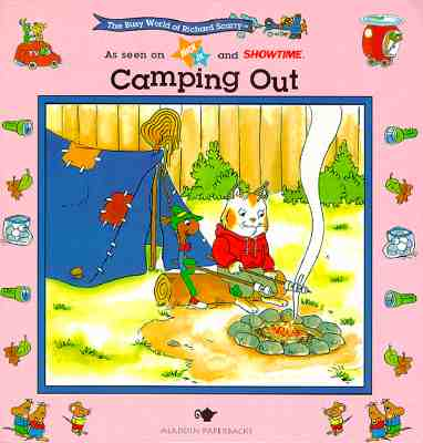 Image for Richard Scarry: Camping Out (The Busy World of Richard Scarry)