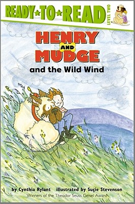 Henry And Mudge And The Wild Wind: Ready-To-Read Level 2  (Paper), Cynthia Rylant