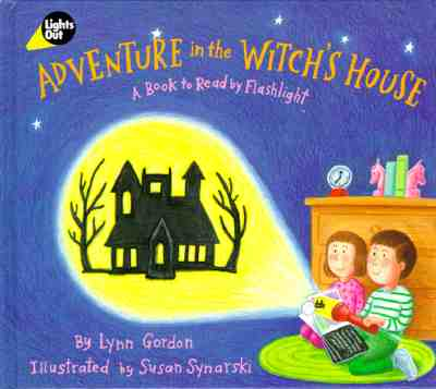 Image for Adventure in the Witch's House (Lights Out)