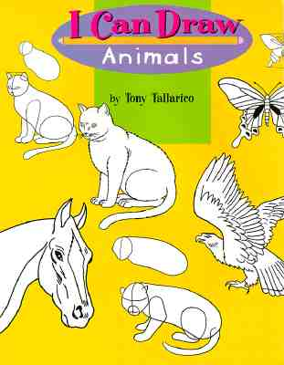 Image for I Can Draw Animals (I Can Draw Series)