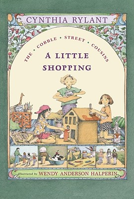 Image for A Little Shopping: Ready-for-Chapters (Cobble Street Cousins)