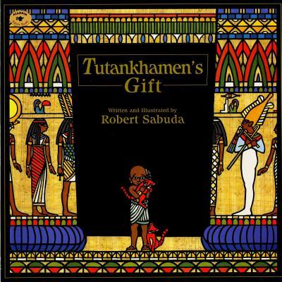 Tutankhamen's Gift, Sabuda, Robert