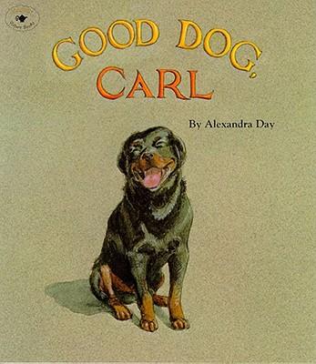 Good Dog, Carl, Alexandra Day
