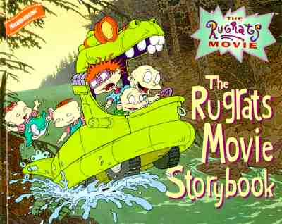 Image for RUGRATS MOVIE STORYBOOK
