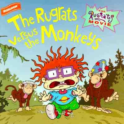 Image for RUGRATS VERSUS THE MONKEYS