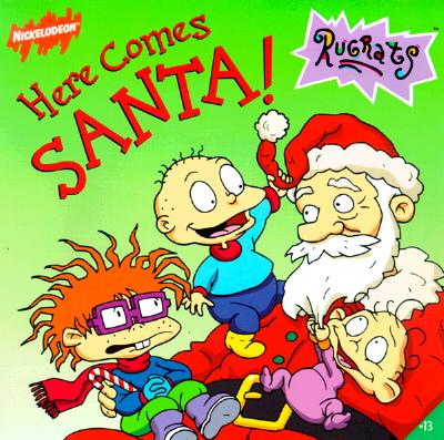 Image for HERE COMES SANTA!