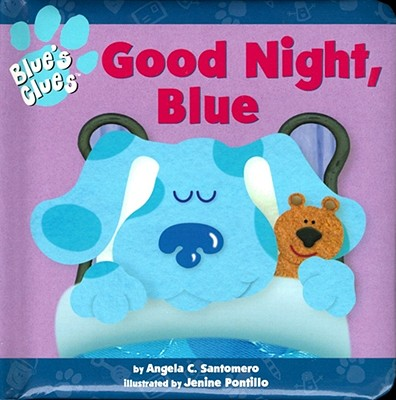 Image for GOOD NIGHT, BLUE