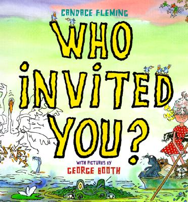 Image for Who Invited You?