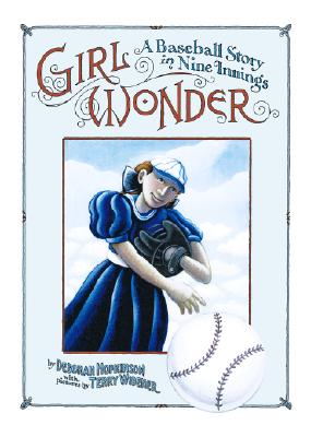 Image for Girl Wonder:  a Baseball Story in Nine Innings
