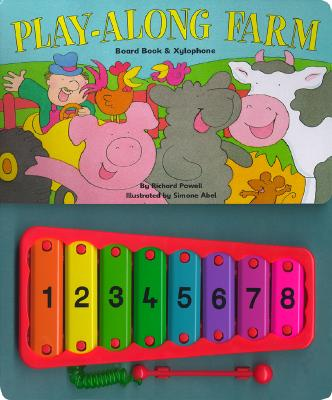 Image for Play-Along Farm: Board Book & Xylophone