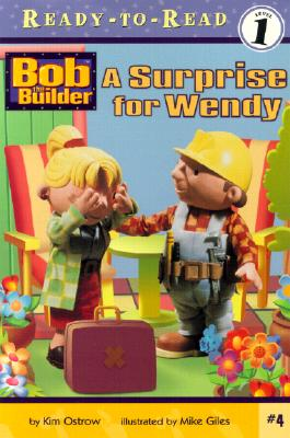 Image for SURPRISE FOR WENDY, A BOB THE BUILDER