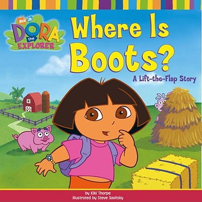 Image for WHERE IS BOOTS?