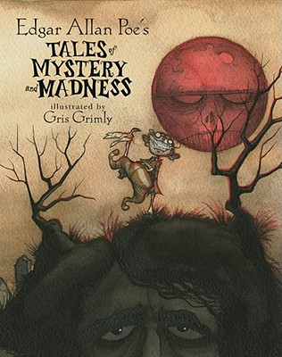 Image for EDGAR ALLEN POE'S TALES OF MYSTERY AND MADNESS