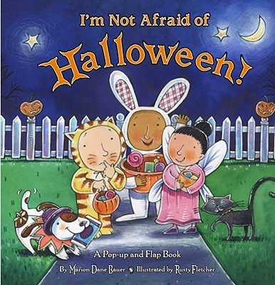 Image for I'm Not Afraid of Halloween!: A Pop-up and Flap Book
