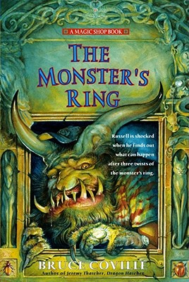 Image for The Monster's Ring (Magic Shop Books)