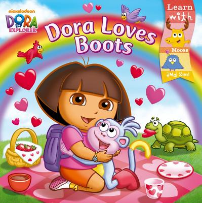 Image for Dora Loves Boots (Dora the Explorer)