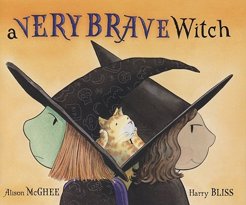 Image for A Very Brave Witch