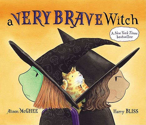 "A Very Brave Witch, ""McGhee, Alison"""