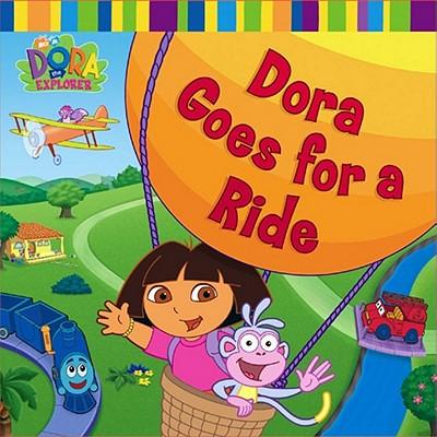 Image for Dora Goes for a Ride (Dora the Explorer)