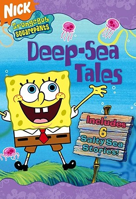 Image for Deep-Sea Tales: 6 Salty Sea Stories (Spongebob Squarepants)