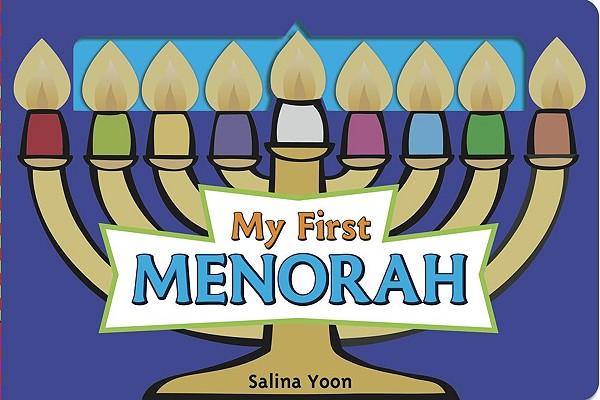 "My First Menorah, ""Yoon, Salina"""