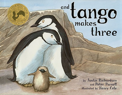 AND TANGO MAKES THREE, JUSTIN RICHARDSON