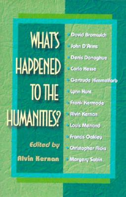 Image for What's Happened to the Humanities? (Princeton Legacy Library)