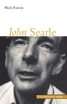 Image for John Searle (Philosophy Now)