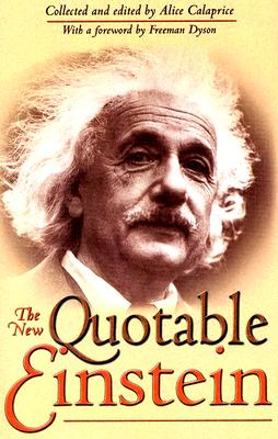 Image for New Quotable Einstein
