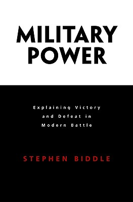Image for Military Power: Explaining Victory and Defeat in Modern Battle