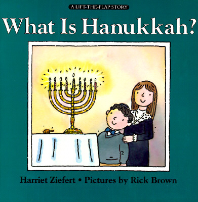 Image for WHAT IS HANUKKAH?