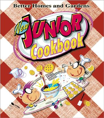 Image for Better Homes and Gardens New Junior Cookbook