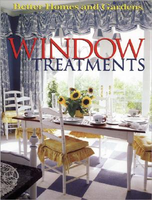 Image for Window Treatments (Better Homes & Gardens)
