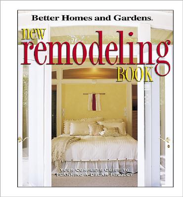 Image for NEW REMODELING BOOK
