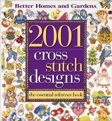 Image for 2001 Cross Stitch Designs: The Essential Reference Book