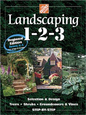 Image for Landscaping 1-2-3: Regional Edition Zones 2-4