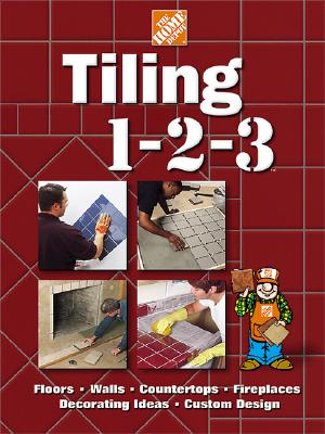 Image for Tiling 1-2-3 (Home Depot ... 1-2-3)